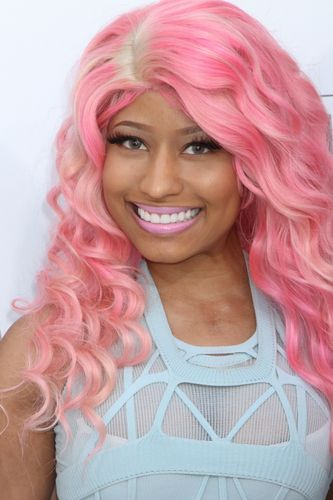 Nicki Minaj Dons Mermaid Waves