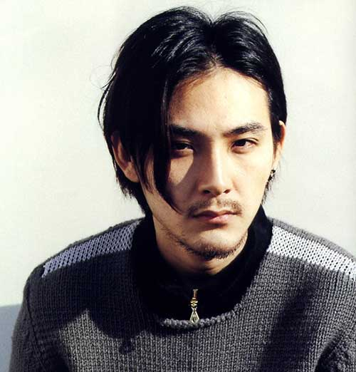 Japanese Medium Hairstyles for Men