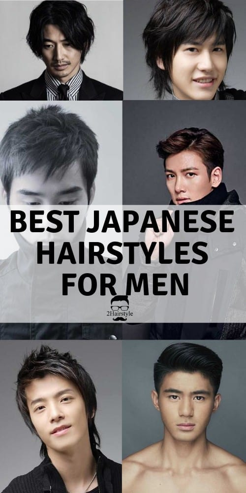 20 Best Japanese Hairstyles for Men