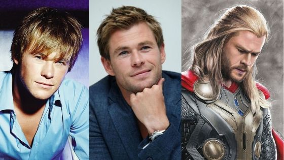Top Best Chris Hemsworth Haircut [Thor Haircut]