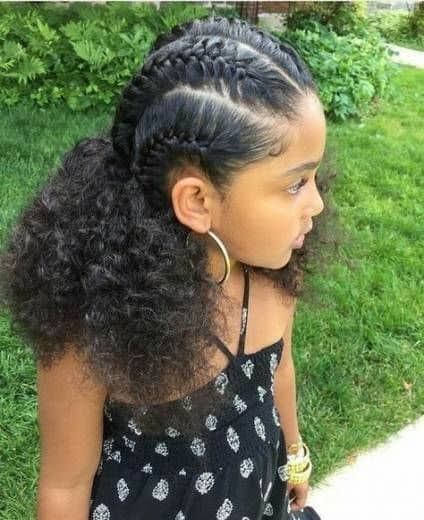 Straightforward Idea for Curly Hair