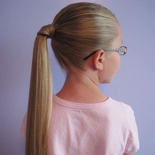 Lovable High Ponytail