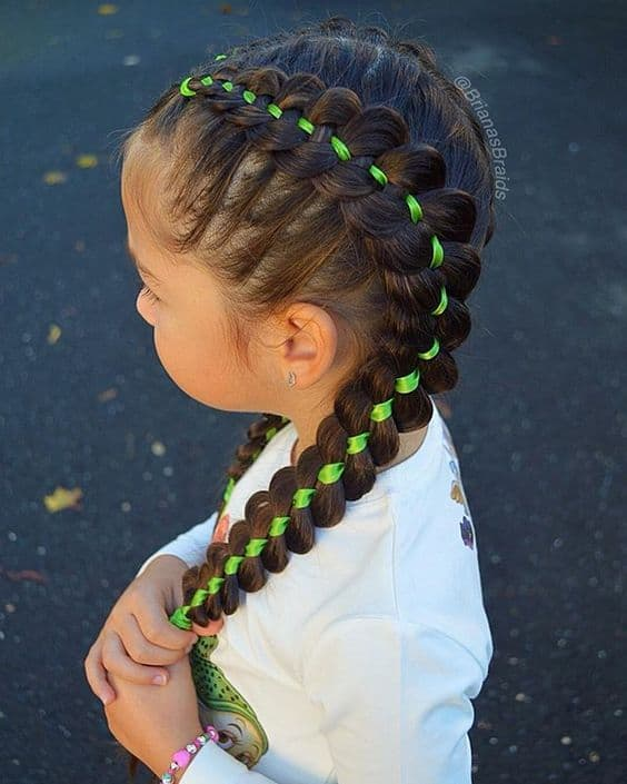 Ribbon Braid
