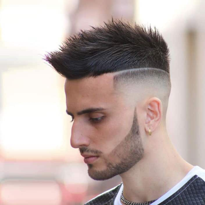 Popular Low Fade Haircuts for Men