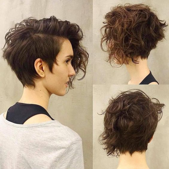 LONG and CURLY STYLE