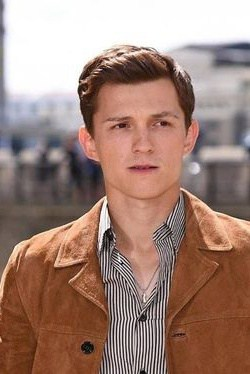 Tom Holland hairstyle