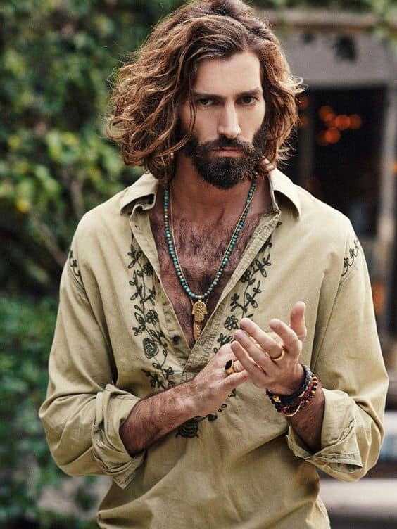 short curly hairstyles for men