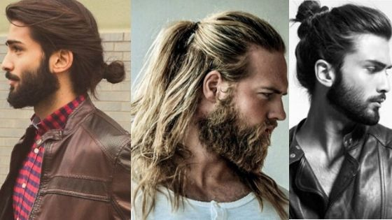 The Best Hairstyle For Long Hair Men 2hairstyle