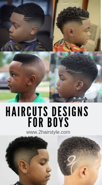 The 50 best haircut designs for boys - great inspiration and overview