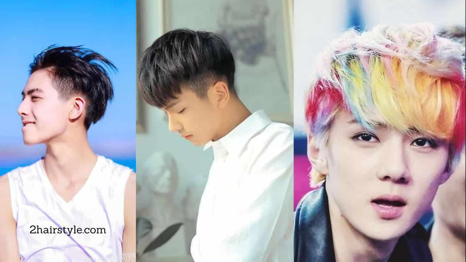 65 Korean Hairstyles For Men 2020 Video 2hairstyle