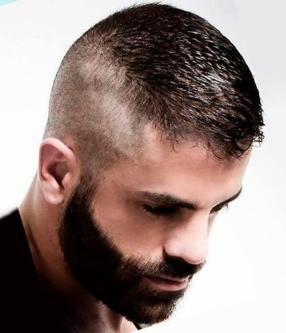 High and Tight Recon - military cut