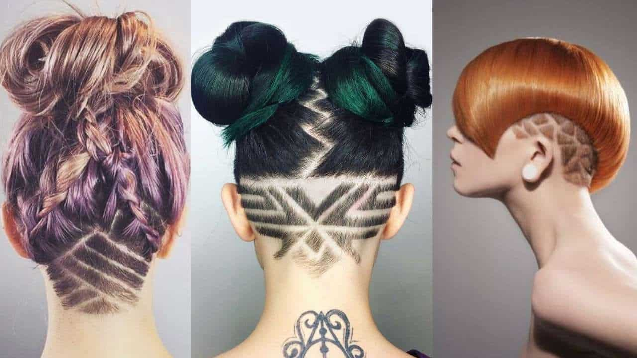 50 Outstanding Undercut Hairstyle Designs For Women 2hairstyle