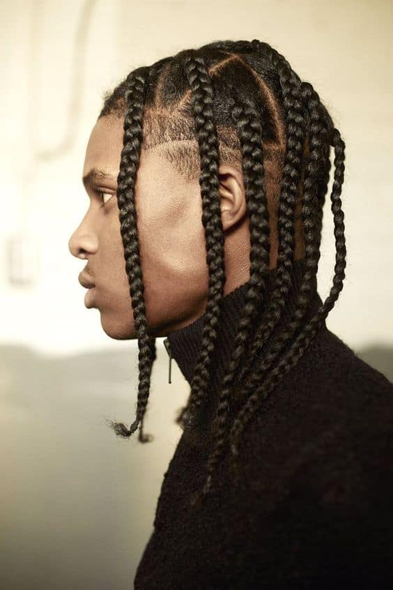Best Looking Cool Hairstyles For Black Men 2020 2hairstyle